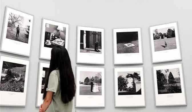 上海举行《英国新摄影》展览
