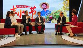 """中国迎来首个""""农民丰收节"""""""