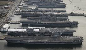 美军为凑355艘大舰队:改造商船加无人艇