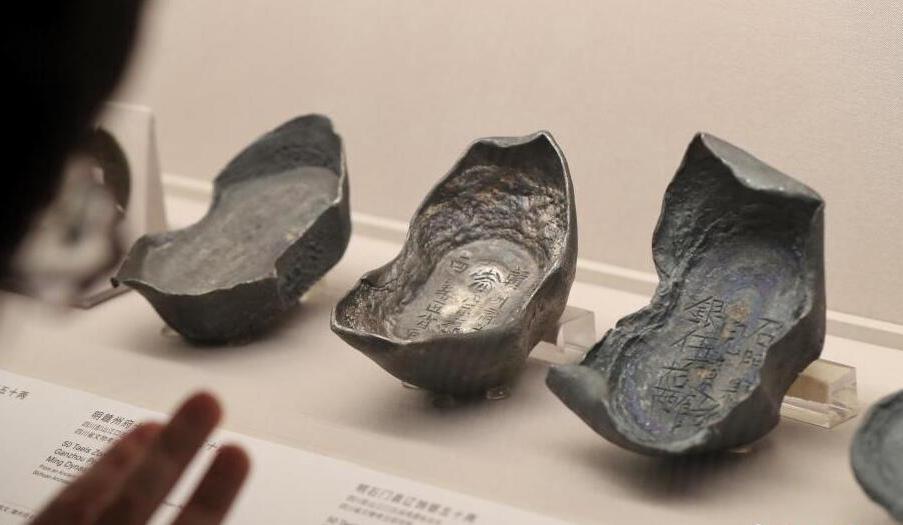 中国货币特展在上海博物馆展出